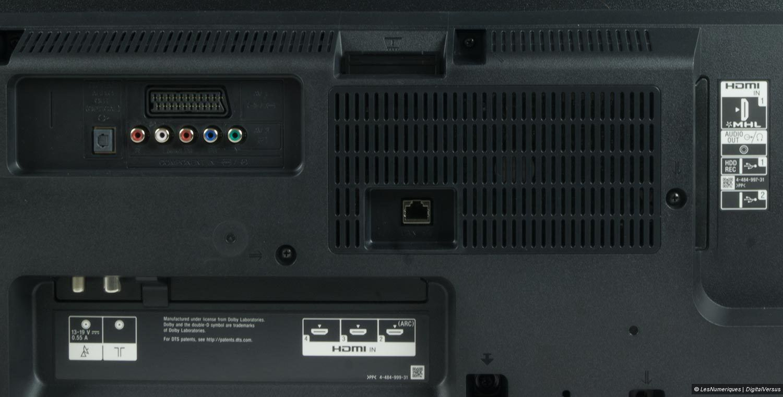 Sony Kdl 50w805b Kdl 50w805 Test Prix Et Fiche
