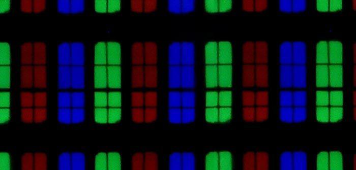 UHD55B6000IS sous pixels