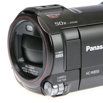 Panasonic hc w850 4