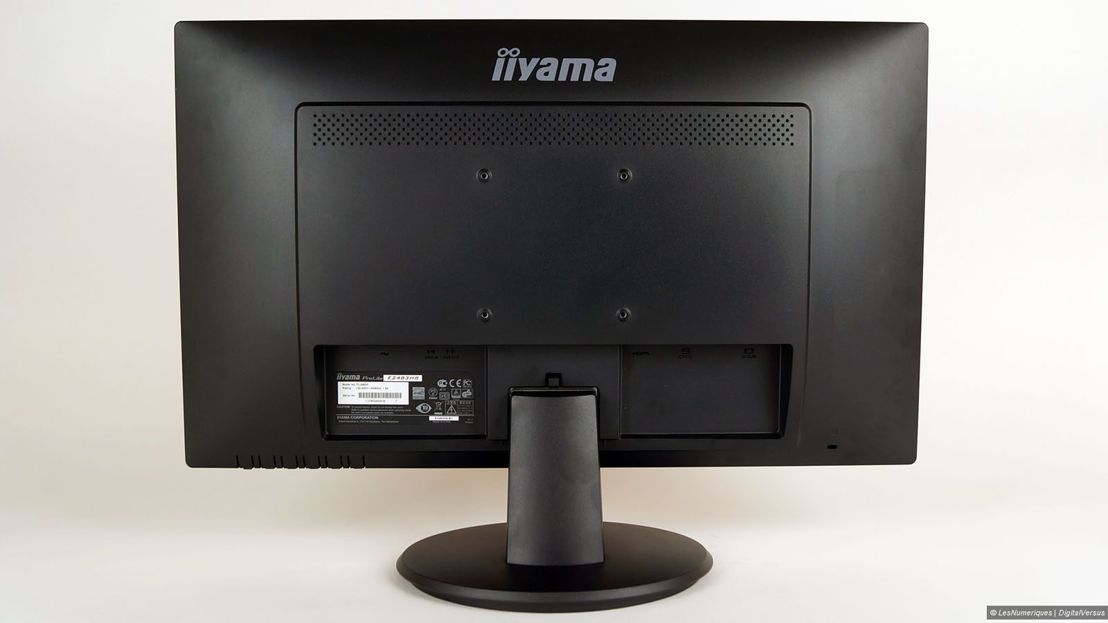 Iiyama prolite e2483hs b1 test complet ecran lcd pour for Test ecran photo