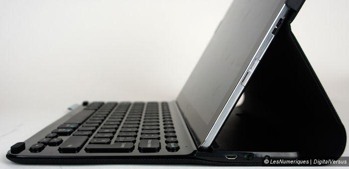 Logitech PRO Keyboard Case