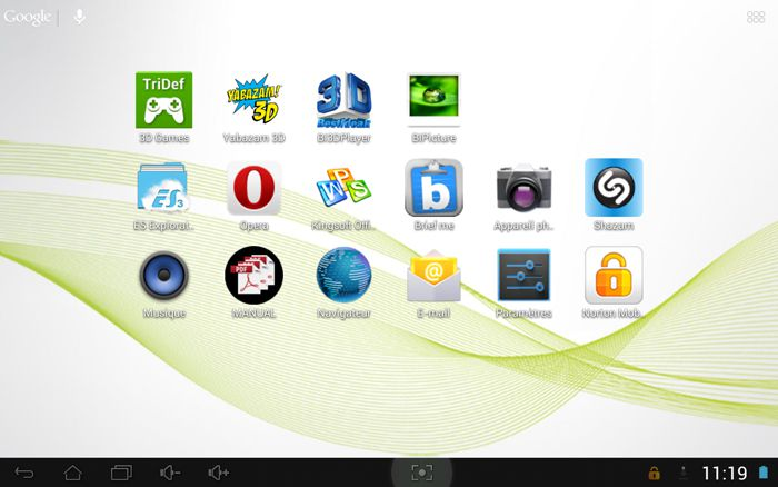 Memup Slidepad 3D