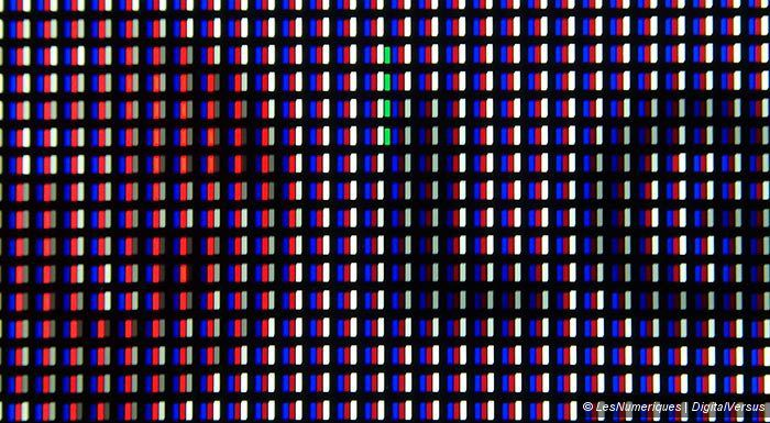 LG 55EA970V woled sous pixels