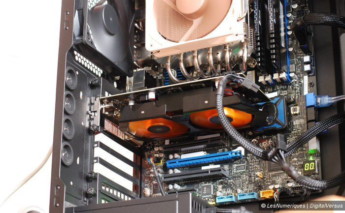 Zotac gtx 750 ti amp oc incase