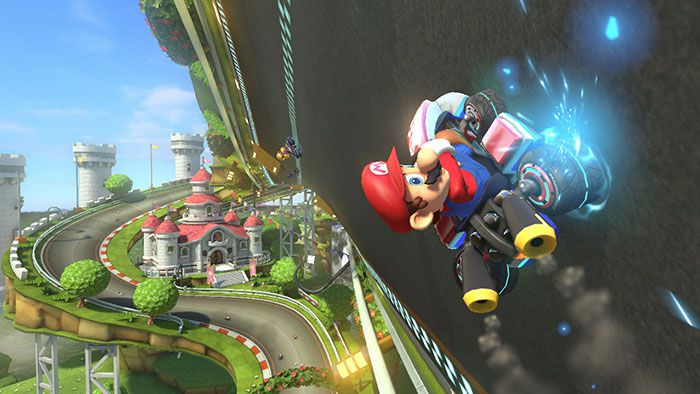 Mario Kart 8 Temp