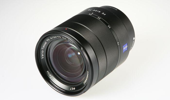 Sony 24-70 mm f/4 Zeiss FE