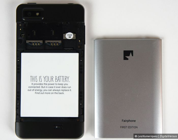 Fairphone FP1