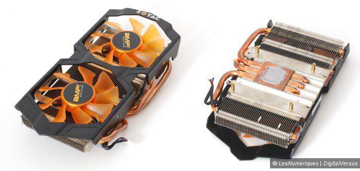 Zotac geforce gtx 760 amp fan