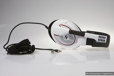 Test Le casque micro ouvert Sennheiser G4me One Les Numériques
