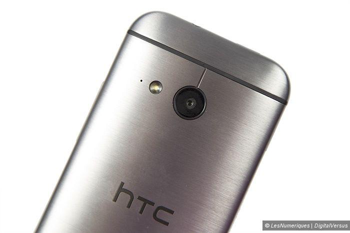 HTC Onemini 2 capteur