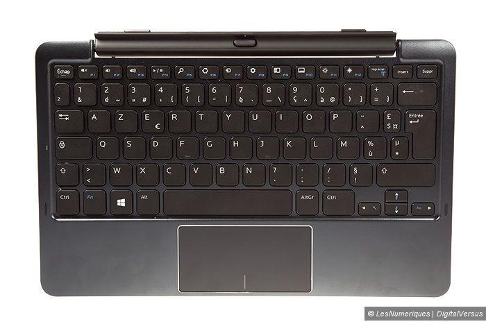 Dell Venue11 pro clavier 700
