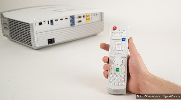 Acer H9505BD telecommande