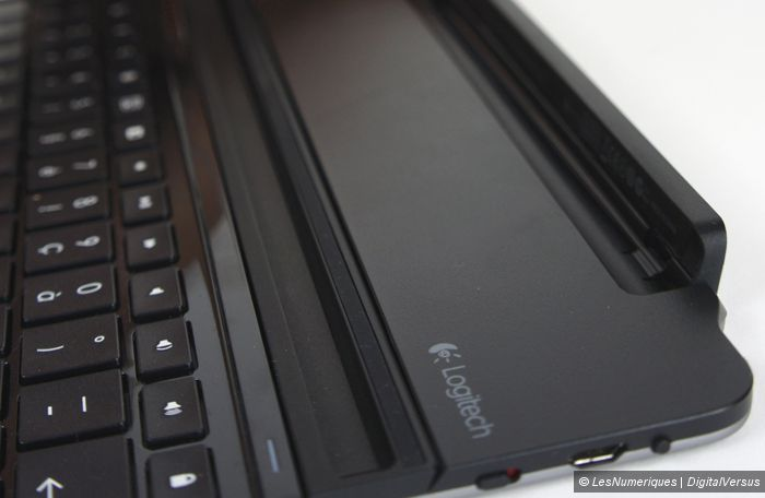 Logitech Ultrathin pour iPad Air