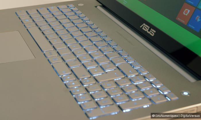 N55 clavier retro 700