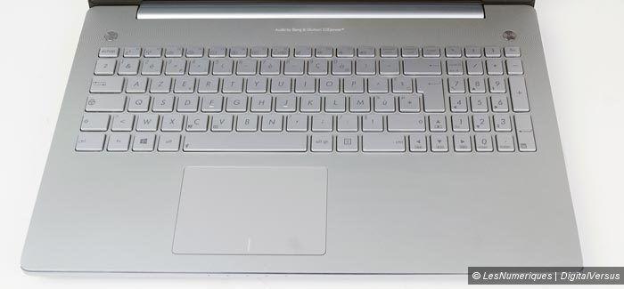 N55 clavier700