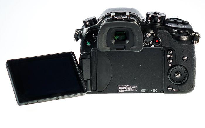 Panasonic Lumix DMC GH4 LesNumeriques 2