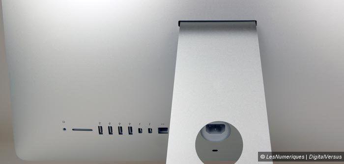 IMac 2014 connectique 7