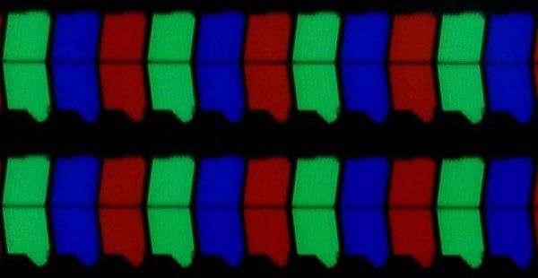 IMac 2014 sous pixel