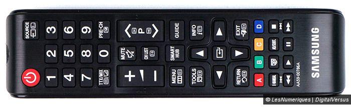 Samsung HU6900 telecommande