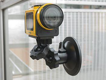 Kodak SP1 fixation ventouse 300px
