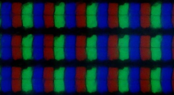 MSI GS60 sous pixel