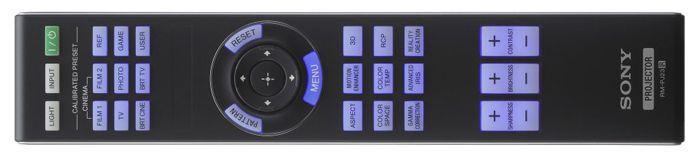 Sony VPL HW40ES telecommande