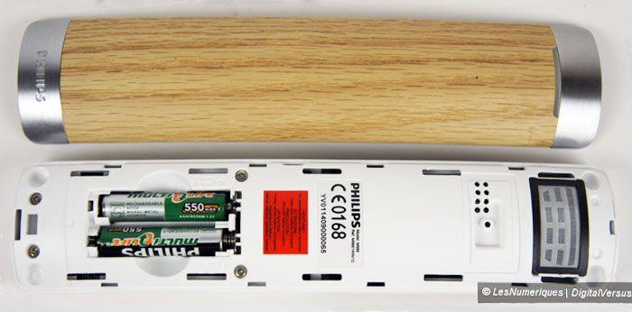 Batterie M8