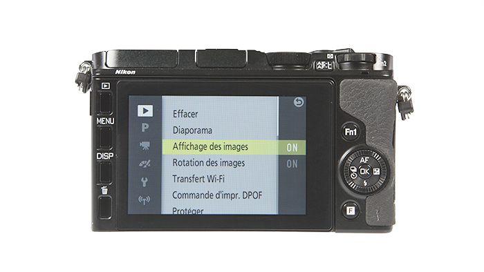 Nikon 1 V3 Dos