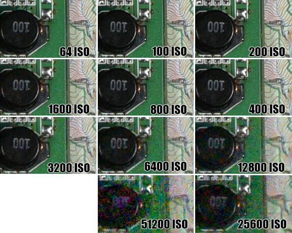 D810 ISO 10 LMDN(25600)