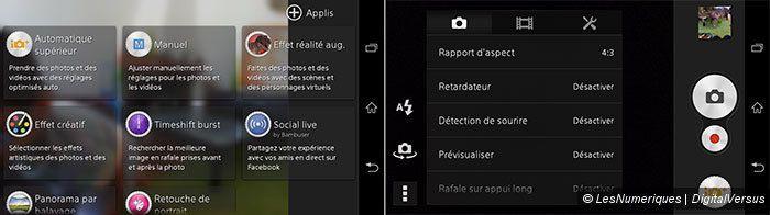 Test du Sony Xperia T3