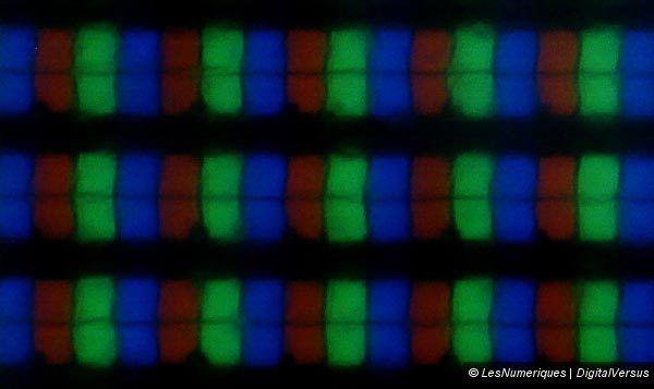 Flex 2 sous pixel