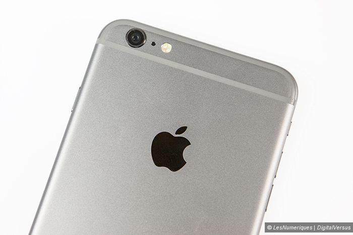 IPhone 6 plus capteur