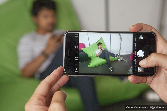 IPhone 6 plus suivi auto