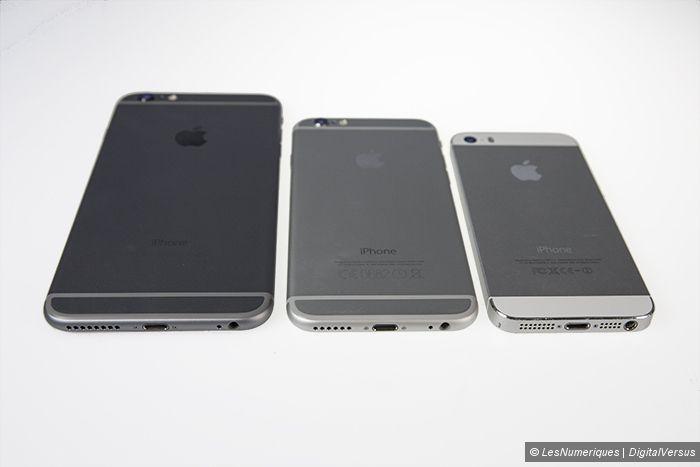 IPhone 6 face