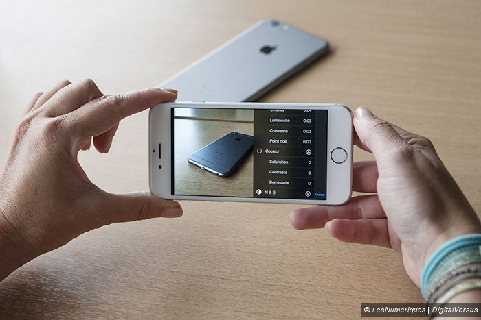 IPhone 6 interphace photo 2