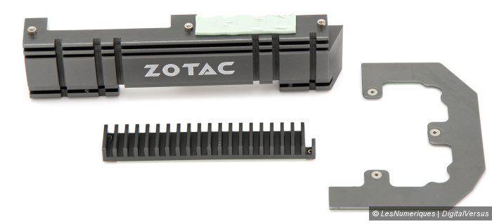 Zotac geforce gtx 970 amp omega vrm radiator
