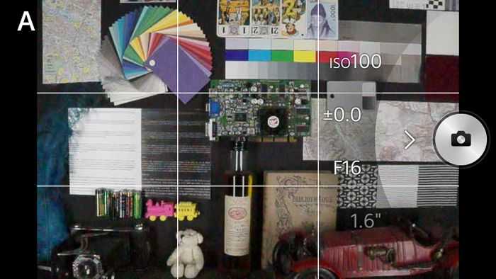 Sony QX1 menus LesNumeriques 6