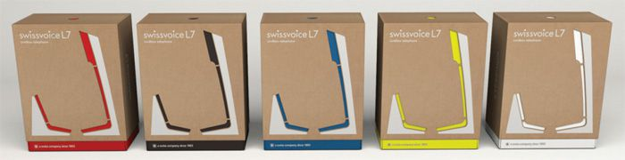 Swissvoice L7-Packaging