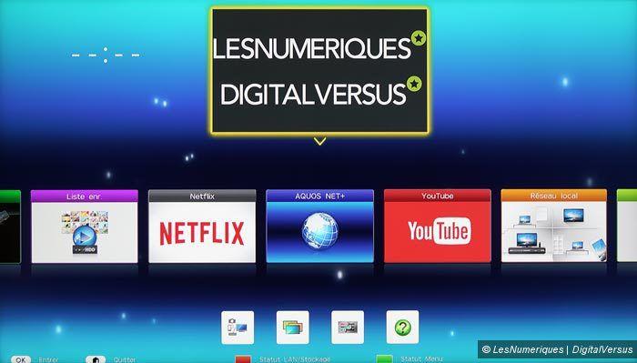 Sharp LC 60UD20EN smart tv