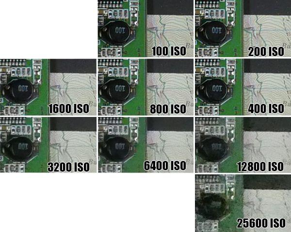 LX100 ISO 10 LMDN(25600)