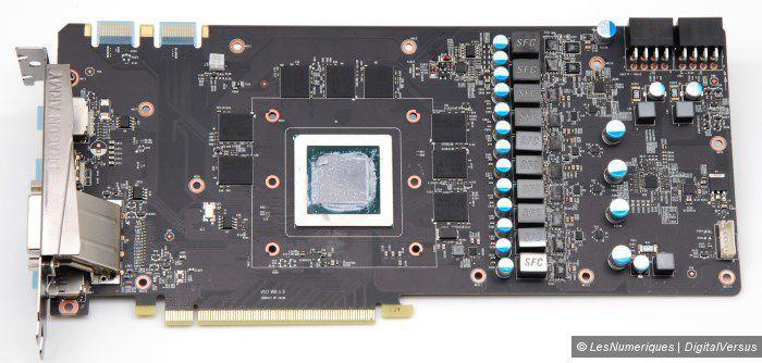 Msi n980 gaming 4g pcb