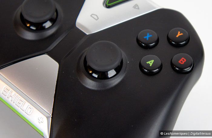 Nvidia Shield Wireless Controller