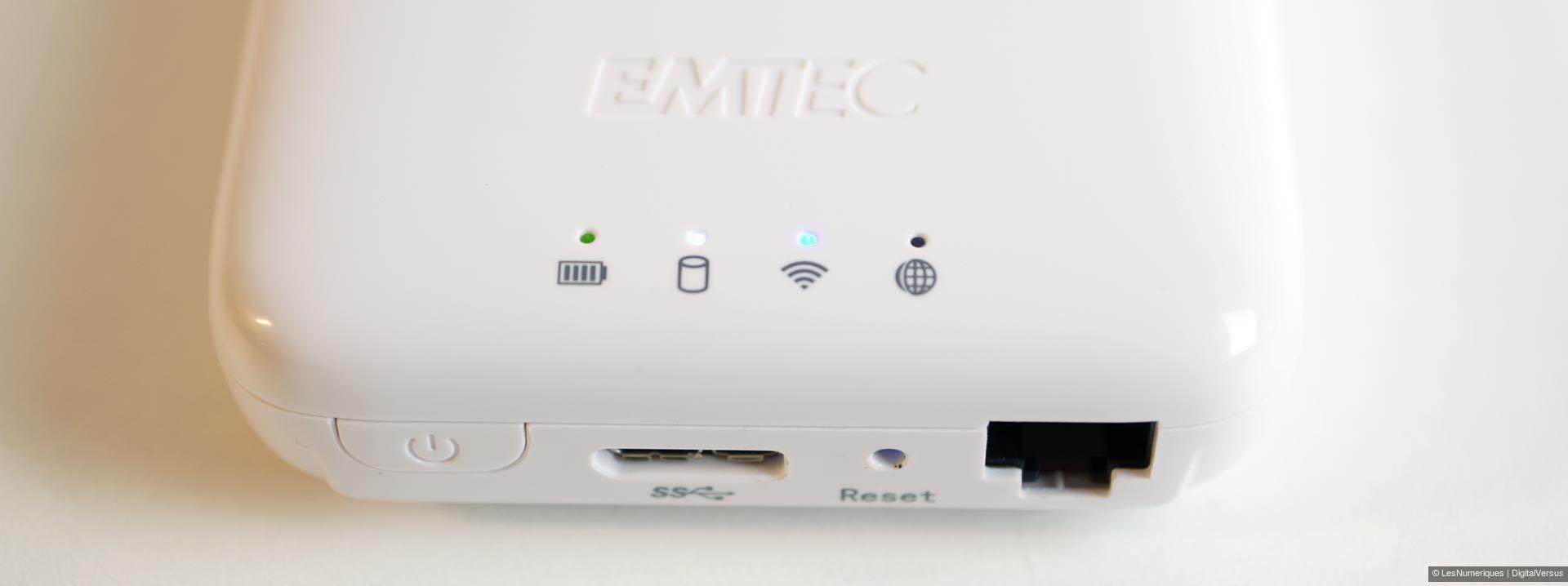 GRATUITEMENT POUR TÉLÉCHARGER CONNECT EMTEC WINDOWS
