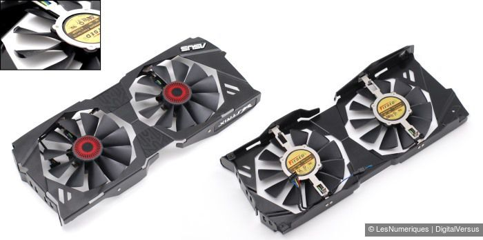 Asus geforce gtx 970 strix fan