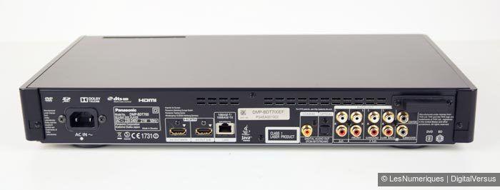 BDP S1100 connectique