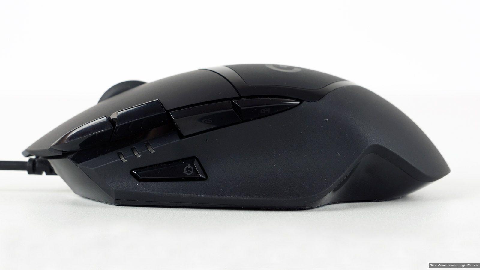 Logitech G402 Hyperion Fury Test Prix Et Fiche Technique Souris