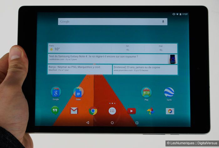 Google Nexus 9 HTC