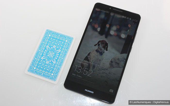 Test du Huawei Ascend Mate 7