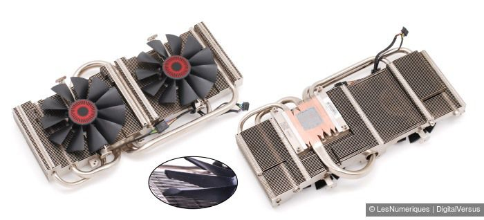 Asus geforce gtx 980 strix dcuii