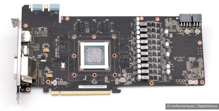 Asus geforce gtx 980 strix pcb